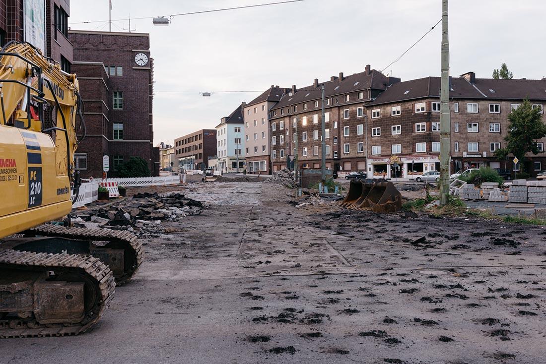 Bochum, Sommer 2014