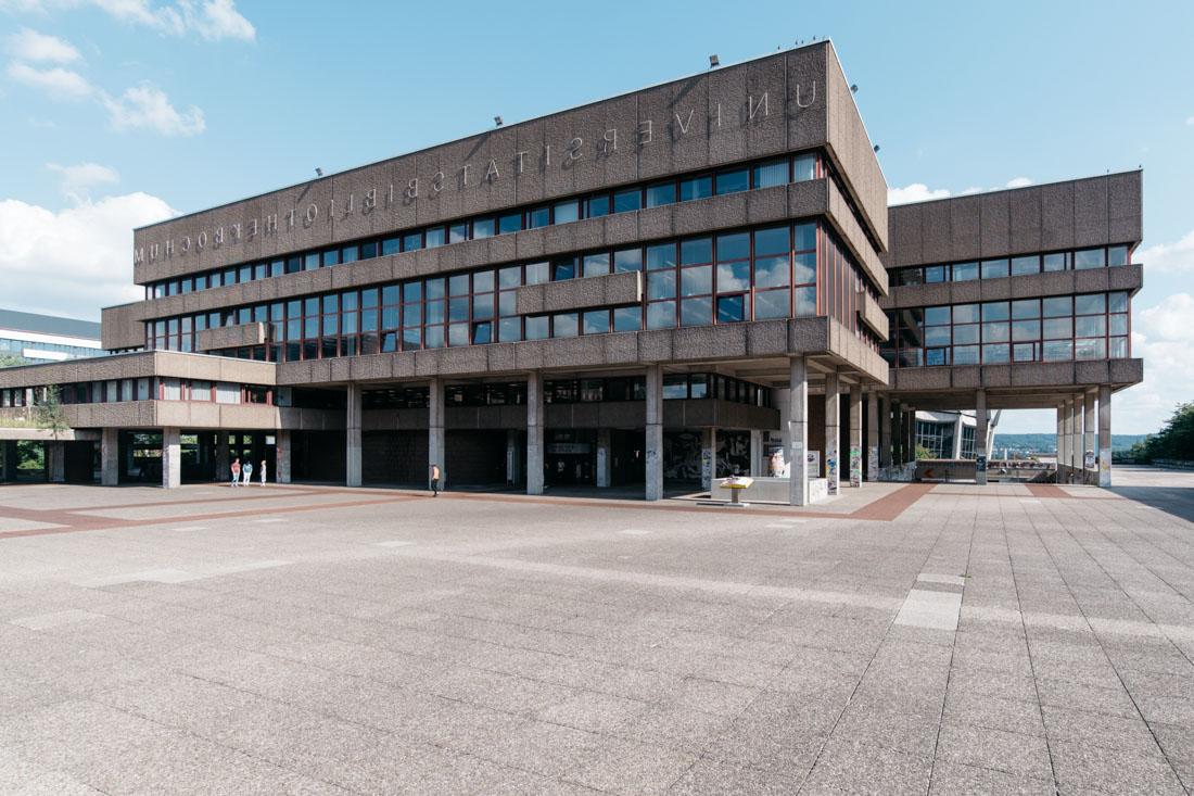 Universitätsbibliothek der Ruhr Universität Bochum