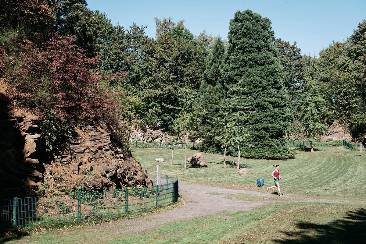 Geologischer Garten, Bochum