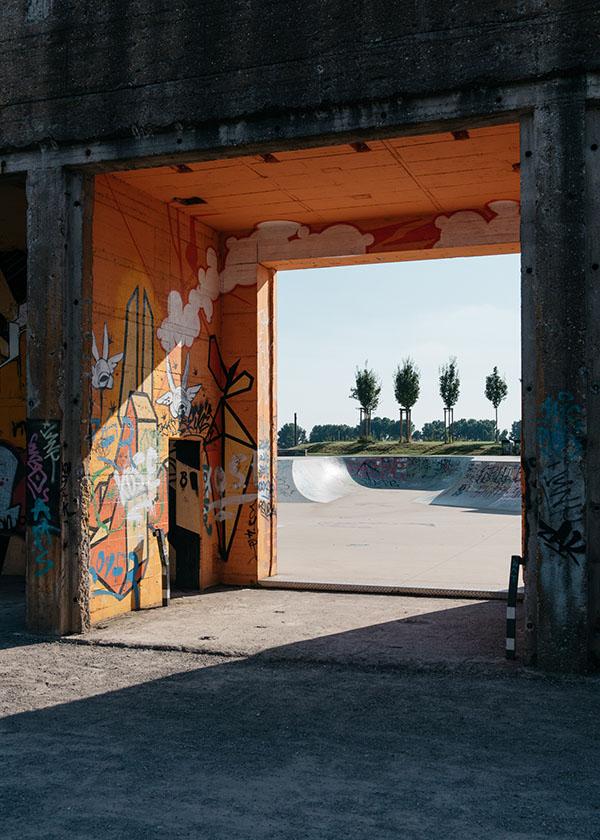 Rheinpark, Duisburg